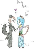 Simply Meant to Be by BlackWingedKat