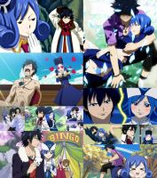 GrUvia_4EVER_Collage_Fairy Tail by StarfireGrace1998