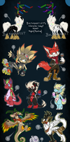 Paypal/point adopts [Auct Closed - 1 left! Open!] by Boltonartist