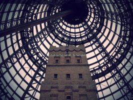 Melbourne Central by NickToh
