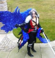 sephiroth 4 by Chaos-Sephi