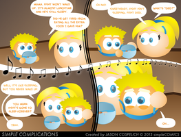 SC614 - Melody for Marvin 9 by simpleCOMICS