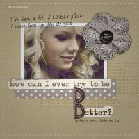 Taylor Swift The outside by Krazy-Kriti