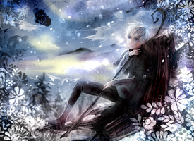 Jack Frost by Shumijin