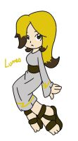 Contest Entry 1: Human Lumeo by deity-of-destruction