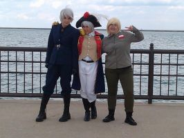 Prussia and Poland by bookworm555