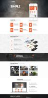 MyWay Multipurpose Responsive Wordpress Theme by webdesigngeek