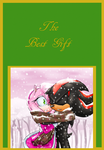 The Best Gift_Comic Cover by Ila-Mae