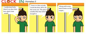 Homeless Pt.3 by clockincomics
