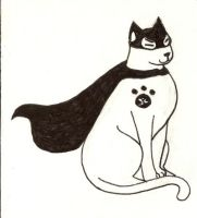 Super Cat by MsSilith