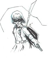 Hit Girl DSC by FireDestined4