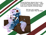 Kai on a couch by Kai-Alive