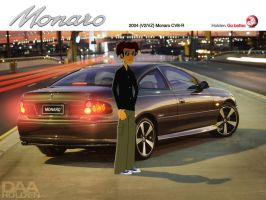 Me and My Monaro.... by daanton