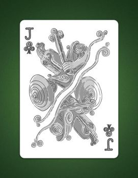 Jack of Clubs aka Jack Of Air by LineDetail