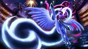 The Trixie Supremacy Drawfest 2013 #2 Oblomos by Zolombo