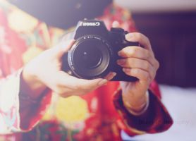 Photographer by Blurry-Photography