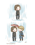 Stucky - In the Rain by caycowa