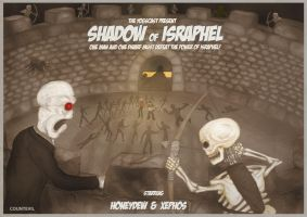 Shadow of Israphel Poster by countevil