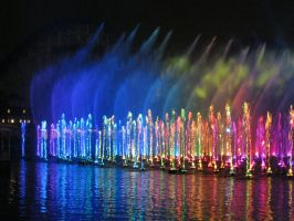 Wonderful World of Color by Pupachu