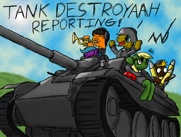 My Tank Crew (Update) by ZatGeneral