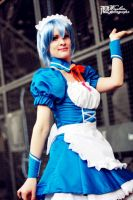 Maid Rei by LuceCosplay