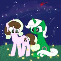Firefly Night pic#2 by ZoruaAWESOME