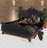 satin sheets clothed by cfh1030