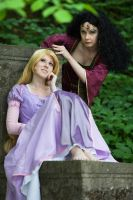 Rapunzel -preview- by Kairi-Heartless