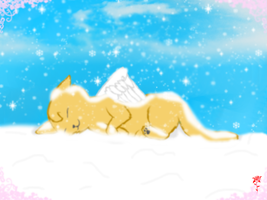 It's Too Cold Outside For Angels To Fly by Ask--Jayfeather