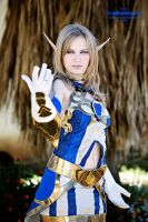 cosplay ofLight elf lineage II by Taiychan