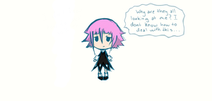 Crona Sketch by icaraus