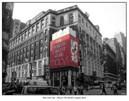 Macys The World Largest Store by hh