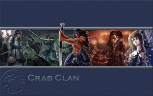 Crab Wallpaper by MotoYoee