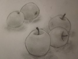 apples by Inopig1998