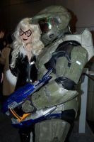 Master Chief (foam build) by Old-Trenchy