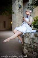 Chobits - Fly Away by Alicesuu