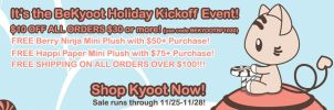 BeKyoot Holiday KickOff by lafhaha