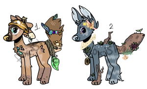 Themed Adopts /CLOSED/ by fox-ish