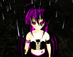 [MMD] Demon by khftw