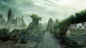 Matte Painting by pierremassine