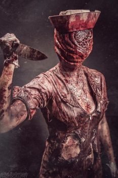Silent Hill by MikeRollerson