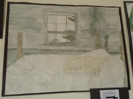 8th grade art project by Chii-Uso