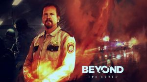 Beyond: Two Souls - Wall 4 by mattsimmo