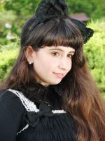 Gothic lolita and Old school III by NananaTsuky