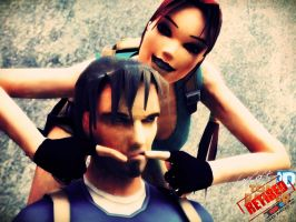 Lara Croft: Retired (video) 3 by that-damn-ash-kid