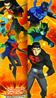 Young Justice: Invasion 2 by xladyjagsvb32x