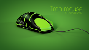 Computer Mouse by GraphicDesign87