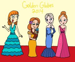 Best Animated Film Girl Nominees by sailorlovesong