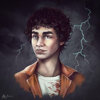 Nathan Young by amelcore