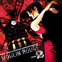 Moulin Rouge Vol. 2 CD Soundtrack Jacket by TerrysEatsnDawgs